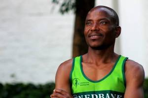 A Comrades 2013 Firm Favorite for Line honors