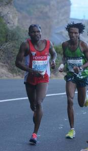 Two Oceans 2013, with New Sponsors FedGroup, Adidas and Toyota SA