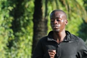 Manya Jari - Training KL Marathon