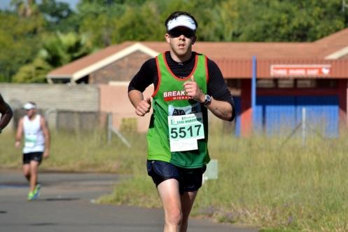 Vaal Marathon, Brendon Bols Lowson of Craigsathletes